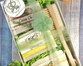 3 Soap bar| Handmade Soap | Organic Soap | Soap Gift | Natural Soap | 3 Soap bar gift set/box Handmade natural Vegan Soap