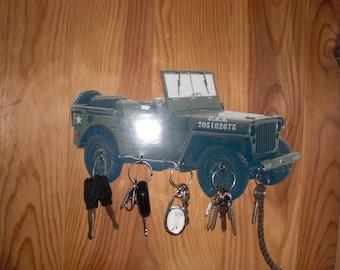 Wall key WILLYS JEEP / willys jeep