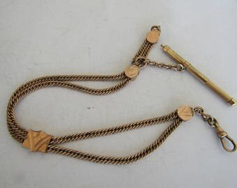 Antique Pocket Watch Chain