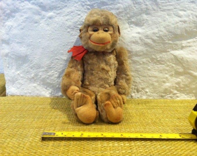 Vintage monkey Animal Doll Dolls Bears Dollhouse Accessoires
