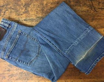90s Ralph Lauren, 8, high waisted Mom jeans