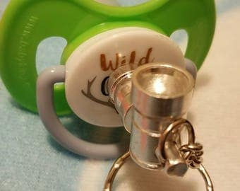Wild One Pacifier Tobacco Pipe