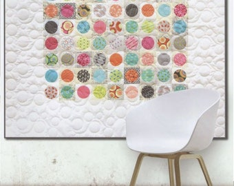Pearls Quilt Pattern by Zen Chic