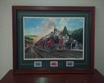 The Alton limited by Jim Deneen signed print limited production