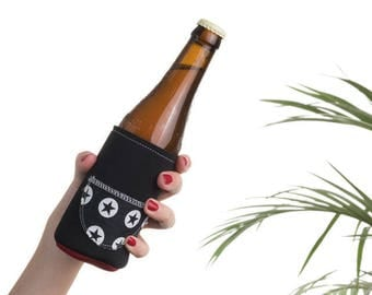 STARS  beer & small bottle thermical holder