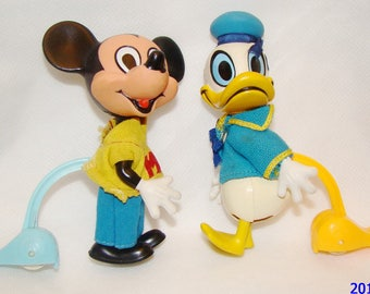 Mickey And Donald Skiddles