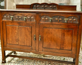 Stunning Victorian Sideboard of epic quality and detailing