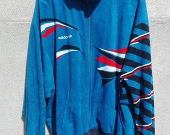 Peach vintage Adidas jacket