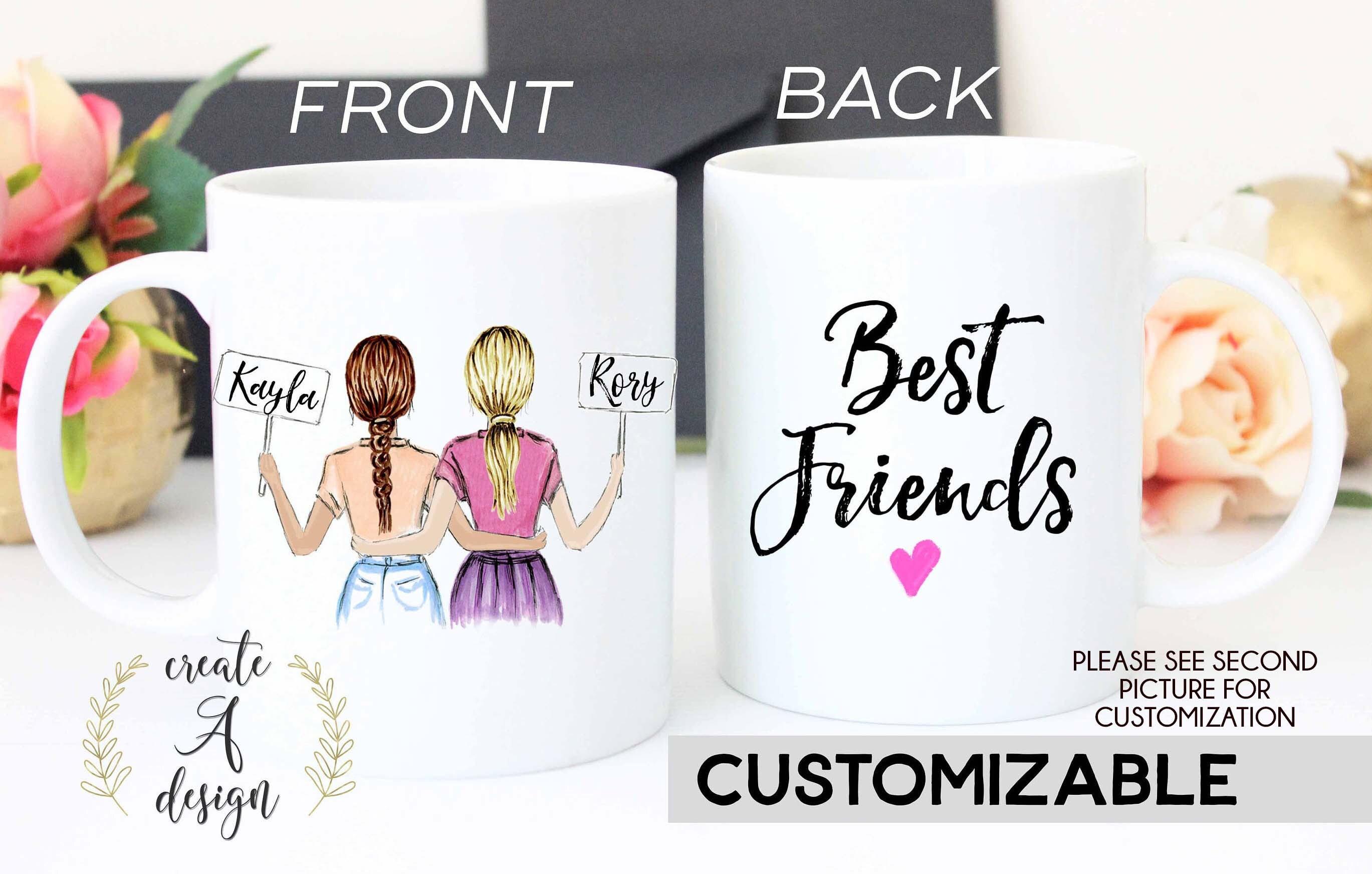 meilleur ami cadeau cadeau ami personnalis mug cadeau. Black Bedroom Furniture Sets. Home Design Ideas