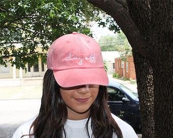 Day Off cap, Women's Hats, Women's gifts, Summer fun, Summer hat