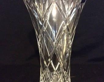 "Waterfor Marquis Honour 10"" vase"