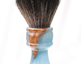 Hybrid Walnut Shaving Brush