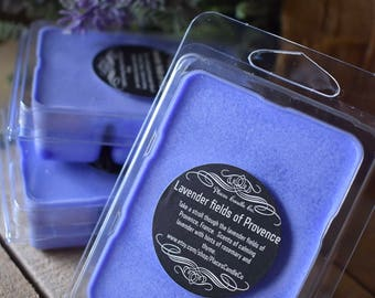 Lavender fields of Provence wax melts