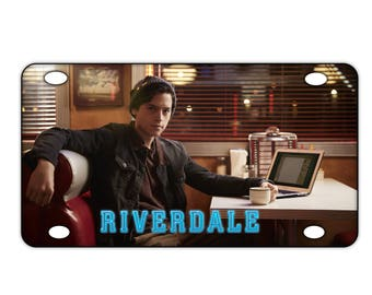 Riverdale Jughead Jones Cole Sprouse License Plate