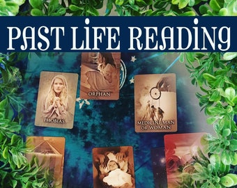 Past Life Reading, Past Life, Tarot Reading, Psychic Help, Spiritual Guidance, Fortune Telling, Psychic Reading, Life Coaching, Psychic