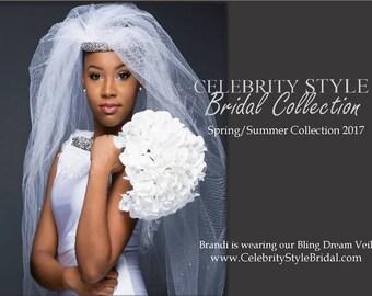 Bling Dream Wedding Bouquet