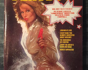 Playboy Magazine - July 1975