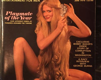 Playboy Magazine - June 1978