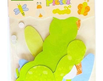Pack of cut-outs - insects creative cardmaking scrapbooking die-cuts