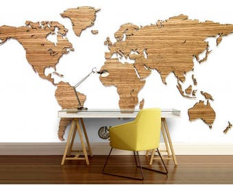 world map  texture, texture world map, Wallpaper world map, education map decal, world map wall mural, education world map, office world map