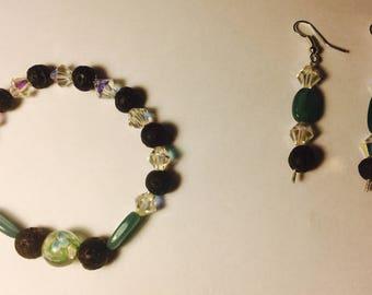 Glass Bead Diffuser Set