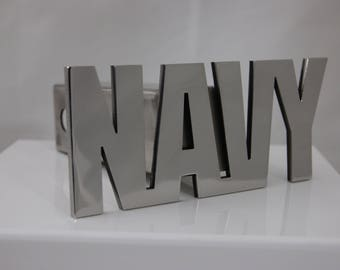 Navy Hitch Cover