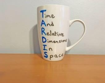 Doctor Who - TARDIS - Mug