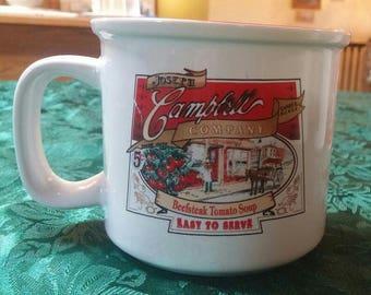 Campbell's Soup Beefsteak Tomato Soup Mug