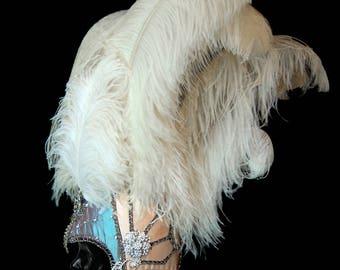 Fifi Showgirl Headpiece