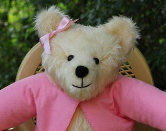 Gemma Bear ~ Handmade Teddy Bear~20 inch Bear