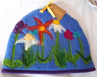 Felted Teacosy
