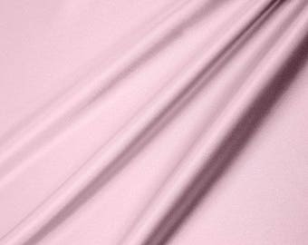 """Silky Satin Solid Pink 350, 58/60"""", 100% Polyester, Satin,  Fabrics, Sewing, Quilting, Apparel"""