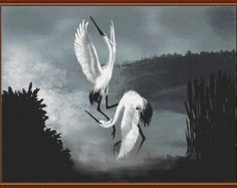Dance of the Cranes.