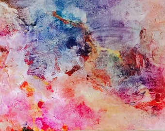 SOLD ABSTRACT 17