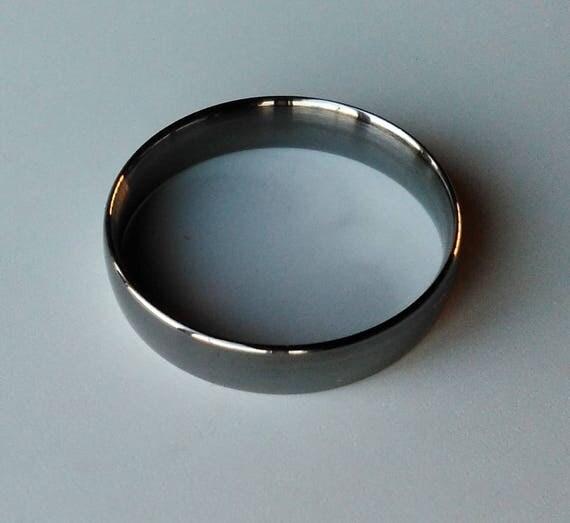 Hypoallergenic Wedding Rings: Tantalum Wedding Band. Hypoallergenic Rings