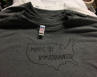 Made By Immigrants T-Shirt