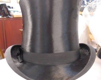 Silk Top Hat 7 1/8 EU 58