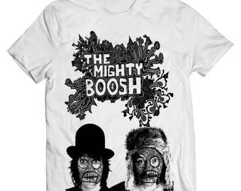 the mighty boosh Noel Fielding Art Funny comedy T-Shirt Sz.S,M,L,XL