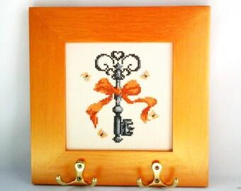 Decorative Key Holder For Wall key holder wall   etsy