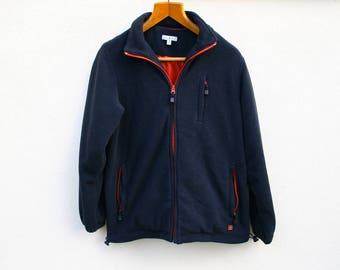 Women's Microfibre Fleece Sports Jacket Size 14