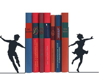 Couple Dancing Metal Bookends// Office Bookend// Simple Bookend, Perfect  Gift For