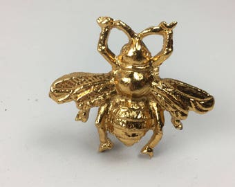GOLDEN BEE KNOB - Knob Home decor drawer pull