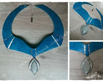 Necklace to accompany a costume of Pocahontas 2