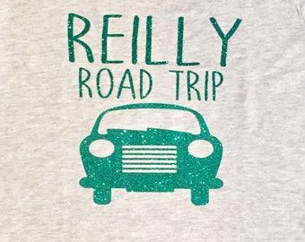 custom road trip shirt