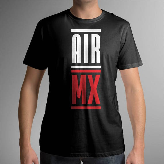 AIR MX | UNISEX 100% Cotton T-Shirt