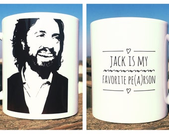 Jack Pearson mug