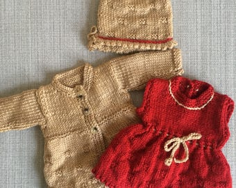 """18"""" Dolls Clothes Set"""