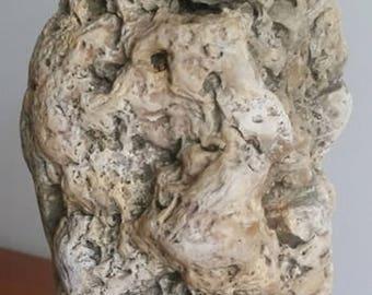 suiseki-viewing stone-ntaural stone-stone crafts-Wax stone
