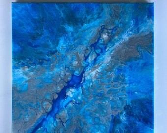 Blue Square I