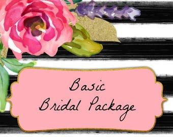 Basic Bridal Package